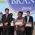 Wavin dan Rucika Raih Top Brand Award 2016