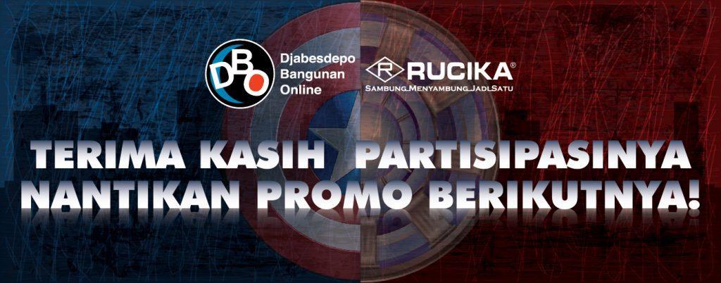 Desain Banner Berakhir Nobar Captain America Website DBO