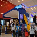 Suasana Booth Wavin Indowater Forum & Expo 2016