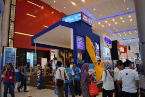 Suasana Booth Wavin Indowater Forum & Expo 2016