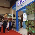 Booth Wavin di Indonesia Infrastructure Week 2016