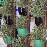 DIY tempat tanaman gantung dari pipa Wavin Tigris Green dan Sitech+