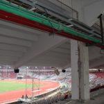 Rucika turut andil dalam renovasi Stadion Utama Gelora Bung Karno
