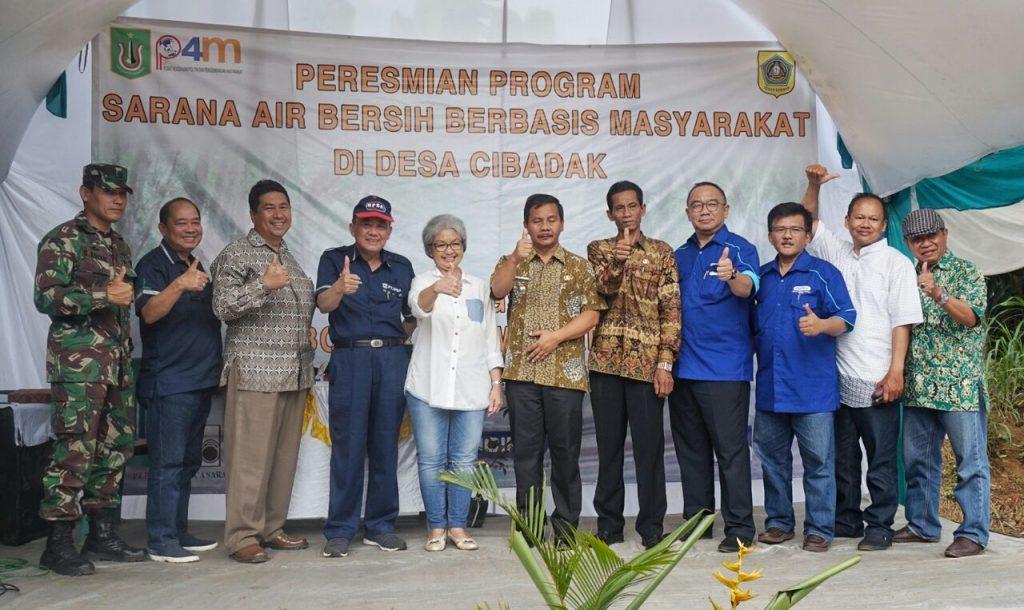 PT. Wahana Duta Jaya Rucika kembali berbagi melalui program Rucika CSR