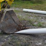 pipa PVC-O Exoplas sangat kuat, tidak pecah