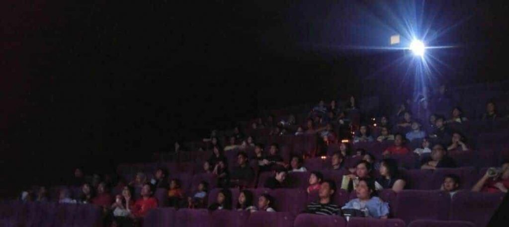 Rucika Nonton Bareng Film Avengers: Infinity War di 16 Kota di Indonesia