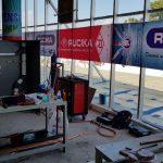 dukungan penuh untuk kategori lomba instalasi plumbing (perpipaan)