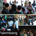 nonton bareng film Avengers: Infinity War Palembang