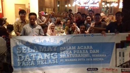 PT. Wahana Duta Jaya Rucika Buka Puasa Bersama