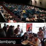 Rucika dan DBO Mengadakan Nonton Bareng Film Ant-Man and the Wasp Palembang