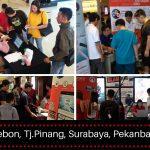 Rucika dan DBO Mengadakan Nonton Bareng Film Ant-Man and the Wasp Cirebon, tanjung Pinang, Surabaya, Pekanbaru