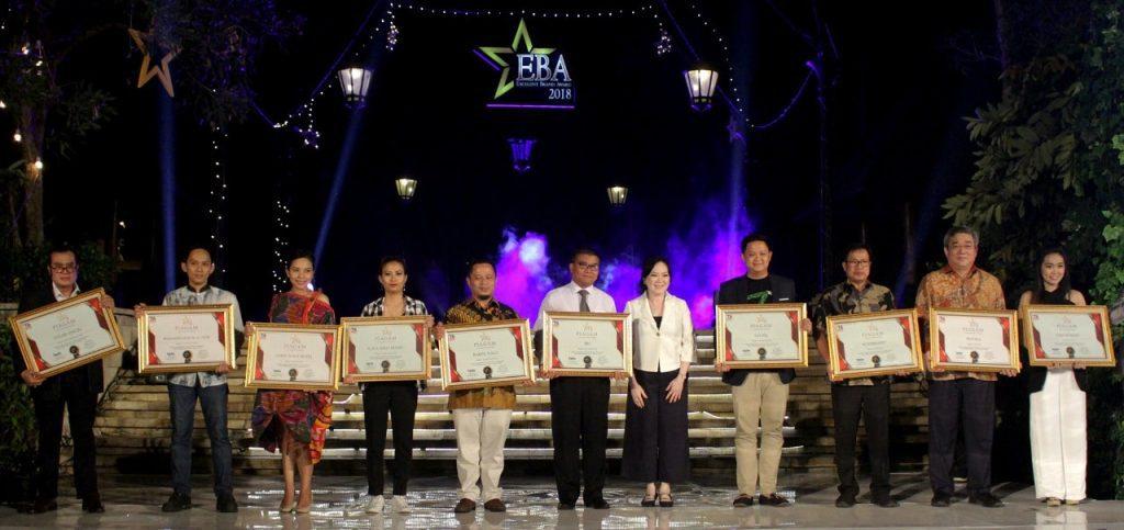 Rucika Raih Excellent Brand Award 2018
