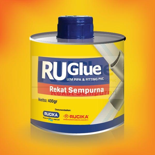 RuGlue Kemasan Kaleng