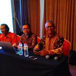Santoso Ahmad, ST. MT, Drs. Tasrial, M.Si dan Muhajir Asrori