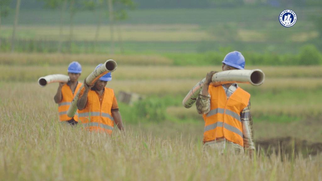 Rucika Mendukung Pembangunan Infrastruktur Selama Lebih dari 40 Tahun