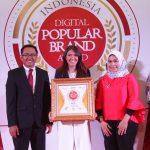 Indonesia Digital Popular Brand Award 2019