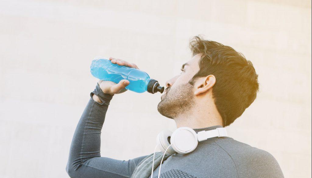 Botol Air Minum Pintar ini Mengingatkan Anda Tetap Terhidrasi
