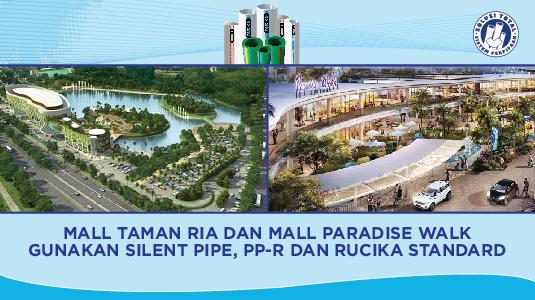 Taman Ria Mall and Mall Paradise Walk