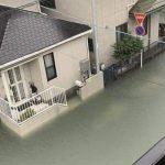 banjir yang melanda Jepang