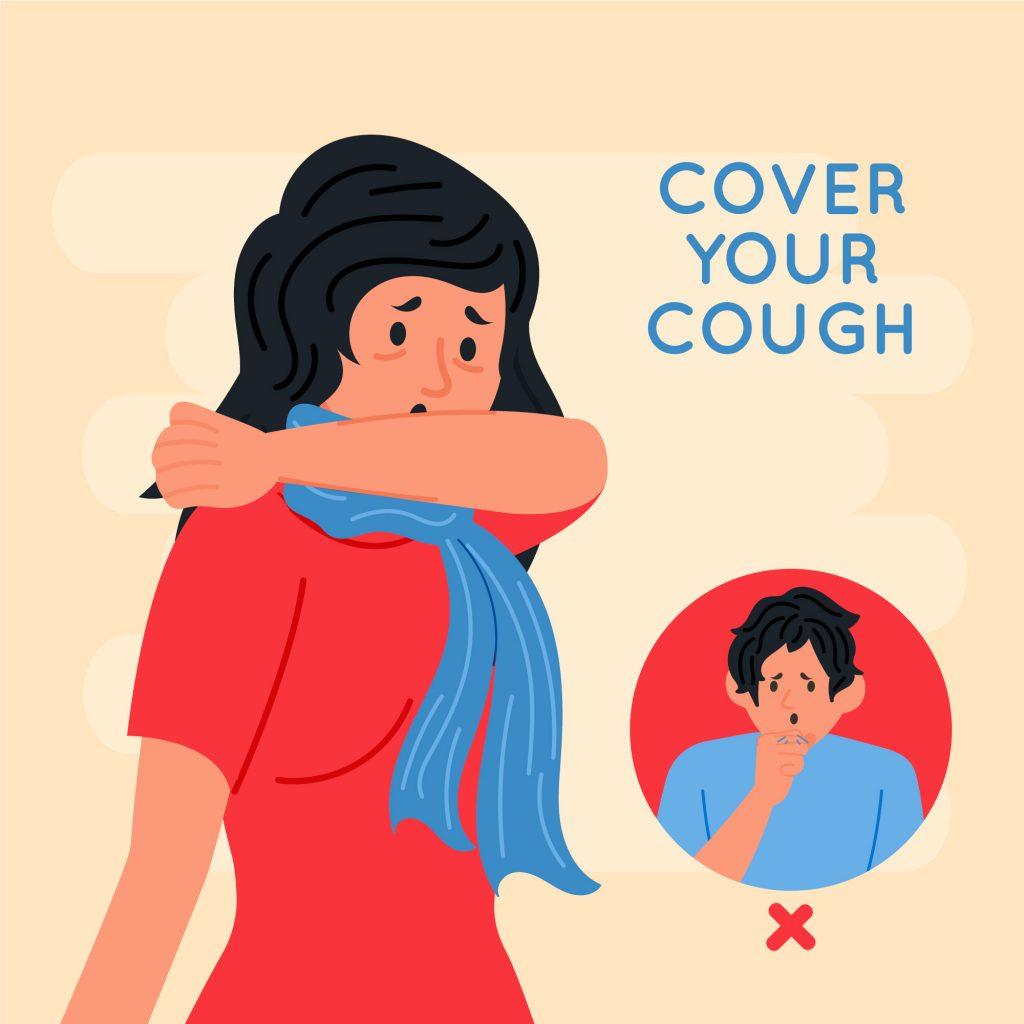 etika batuk dan bersin