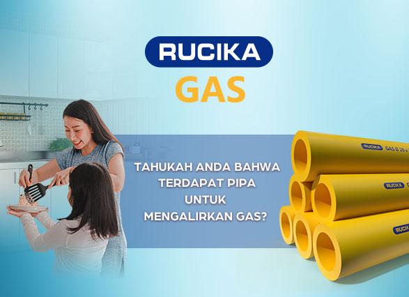 Pipa Gas Dari Rucika