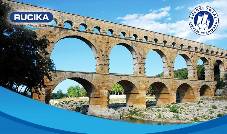 Mengenal Plumbing yang Sudah Ada Sejak Zaman Romawi