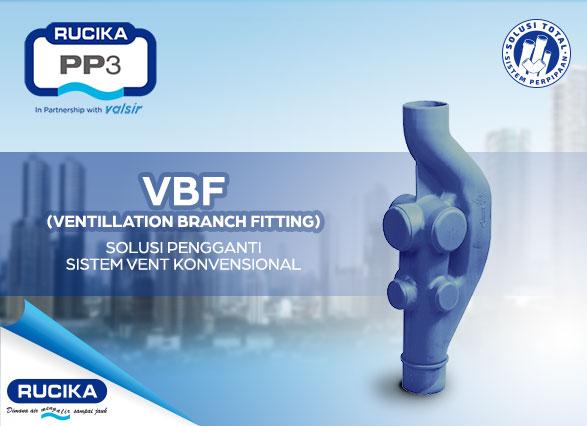 Ventilation Branch Fitting - VBF