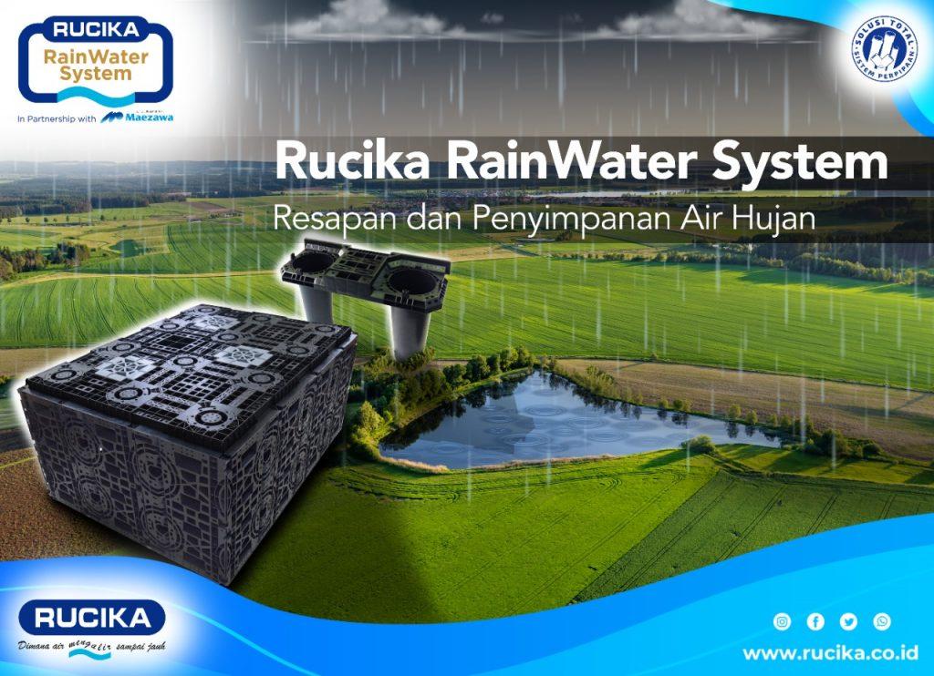 Rucika RainWater System Untuk Lingkungan Yang Lebih Baik