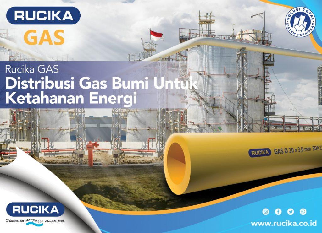 Gas Bumi Sebagai Upaya Ketahanan Energi Nasional