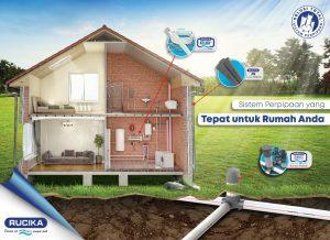 Starterpack Sistem Perpipaan Untuk Rumah Minimalis