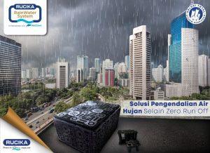 Zero Run-off Untuk Pengendalian Banjir Di Jakarta